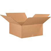 "Corrugated Boxes 25"" x 25"" x 12"" - 15 Pack"