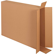 "Side Loading Boxes 28"" x 5"" x 38"" - 20 Pack"