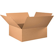 "Cardboard Corrugated Box 30"" x 30"" x 12"" 200lb. Test/ECT-32 - 10 Pack"