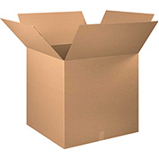 "Cardboard Corrugated Box 30"" x 30"" x 30"" 200lb. Test/ECT-32 - 5 Pack"