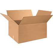 "Cardboard Corrugated Box 32"" x 18"" x 12"" 200lb. Test/ECT-32 - 15 Pack"