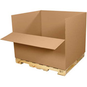 "Easy Load Cargo Container 48"" x 40"" x 36"" - 5 Pack"
