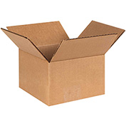 """5"""" x 5"""" x 3"""" Corrugated Boxes 200lb. Test/ECT-32-25 Pack"""