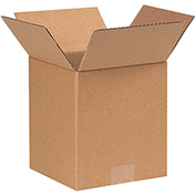 "Corrugated Boxes 6"" x 6"" x 7"" - 25 Pack"