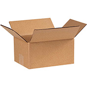 "Corrugated Boxes 7"" x 6"" x 4"" - 25 Pack"