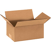 "Corrugated Boxes 8"" x 5"" x 3"" - 25 Pack"
