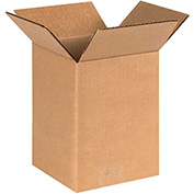 "Corrugated Boxes 8"" x 6"" x 8"" - 25 Pack"