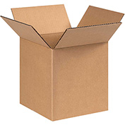 "Corrugated Boxes 8"" x 8"" x 9"" - 25 Pack"