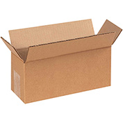 "Corrugated Boxes 9"" x 4"" x 3"" 200lb. Test/ECT-32 25 Pack"