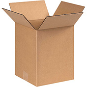 "Corrugated Boxes 9"" x 9"" x 10"" - 25 Pack"