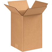 "Corrugated Boxes 9"" x 9"" x 12"" - 25 Pack"