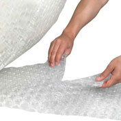 "Perforated Heavy-Duty Air Bubble Rolls 48"" x 250'x 1/2"""