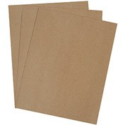 "Extra Heavy Duty Chipboard Pads 40"" x 48"" x 0.050 250 Pack"
