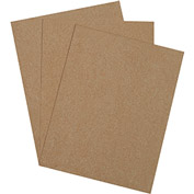 """Chipboard Pads 8"""" x 10"""" x 0.022 1050 Pack"""