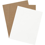 "White Chipboard Pads 8-1/2"" x 11"" x 0.022 960 Pack"