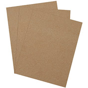 "Heavy Duty Chipboard Pads 9"" x 12"" x 0.030 640 Pack"
