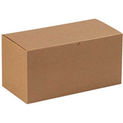 "Kraft Gift Boxes 12"" x 6"" x 6"" - 50 Pack"