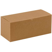 "Kraft Gift Boxes 14"" x 6"" x 6"" - 50 Pack"