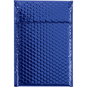 "Blue Glamour Bubble Mailer 7-1/2"" x 11"" - 72 Pack"