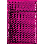 "Pink Glamour Bubble Mailer 7-1/2"" x 11"" - 72 Pack"