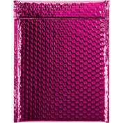 "Pink Glamour Bubble Mailer 9"" x 11-1/2"" - 100 Pack"