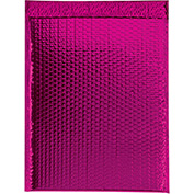 "Pink Glamour Bubble Mailer 13"" x 17-1/2"" - 100 Pack"