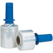 "Stretch Wrap 5"" x 650' x 80 Gauge with Dispenser"