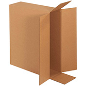 "Double Wall Boxes 24"" x 6"" x 18"", 275 lb.Test/DW/ECT-48 Kraft - 10 Pack"