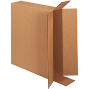 "Side Loading Boxes 30"" x 6"", 24"", 275 lb.Test//ECT-44 Kraft - 10 Pack"
