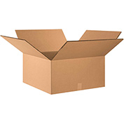 "Triple Wall Boxes 48"" x 40"" x 24"" 1100#TW/ECT-90 Kraft - 5 Pack"