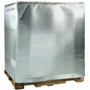 "Cool Shield Thermal Bubble Pallet Cover 48"" x 40"" x 48"" 5 Pack"