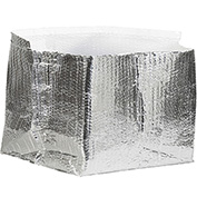 "Cool Shield Insulated Box Liners 12"" x 12"" x 6"" 25 Pack"