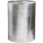 "Cool Shield Thermal Bubble Rolls 24"" x 125' x 3/16"""