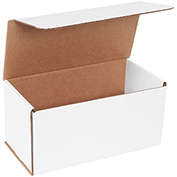 "Corrugated Mailer 10"" x 5"" x 5"" 200lb. Test/ECT-32-B - 50 Pack"