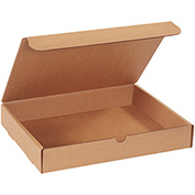 "Kraft Literature Mailer 13"" x 10"" x 2"" - 50 Pack"