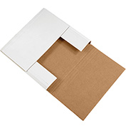 "White Easy-Fold Mailer 14"" x 14"" x 4"" - 50 Pack"