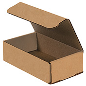 "Kraft Corrugated Mailer 7"" x 4"" x 2"" - 50 Pack"