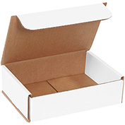 "Corrugated Mailer 7"" x 5"" x 2"" 200lb. Test/ECT-32-B - 50 Pack"