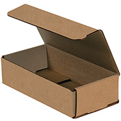 "Kraft Corrugated Mailer 8"" x 4"" x 2"" - 50 Pack"