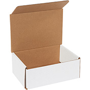 """Corrugated Mailer 8"""" x 6"""" x 3"""" 200lb. Test/ECT-32-B - 50 Pack"""