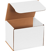 """Corrugated Mailer 8"""" x 6"""" x 6"""" 200lb. Test/ECT-32-B - 50 Pack"""