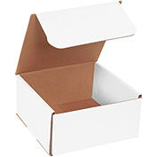 """Corrugated Mailer 8"""" x 8"""" x 4"""" 200lb. Test/ECT-32-B - 50 Pack"""