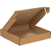 """Deluxe Literature Mailers 12"""" x 12"""" x 2"""" 200lb. Test/ECT-32 Kraft 50 Pack"""