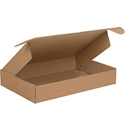"""Deluxe Literature Mailers 18"""" x 12"""" x 2"""" 200lb. Test/ECT-32 Kraft 50 Pack"""