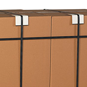 """Strapping Protectors 2"""" x 4"""" x 3"""" 0.120"""" Thick 770 Pack"""