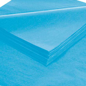 "Tissue Paper, 10#, 20"" x 30"", Turquoise, 480 Pack"