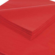 "Tissue Paper, 10#, 20"" x 30"", Mandarin Red, 480 Pack"