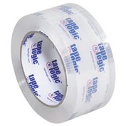 "Tape Logic® #260CC Tape 2"" x 55 Yds. 2.6 Mil Crystal Clear - Pkg Qty 12"