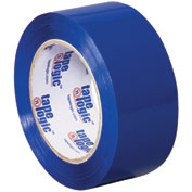 "Carton Sealing Tape 2"" x 110 Yds 2.2 Mil Blue - 18/PACK"