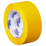 "Tape Logic® Carton Sealing Tape 2"" x 110 Yds. 2.2 Mil Yellow - Pkg Qty 36"